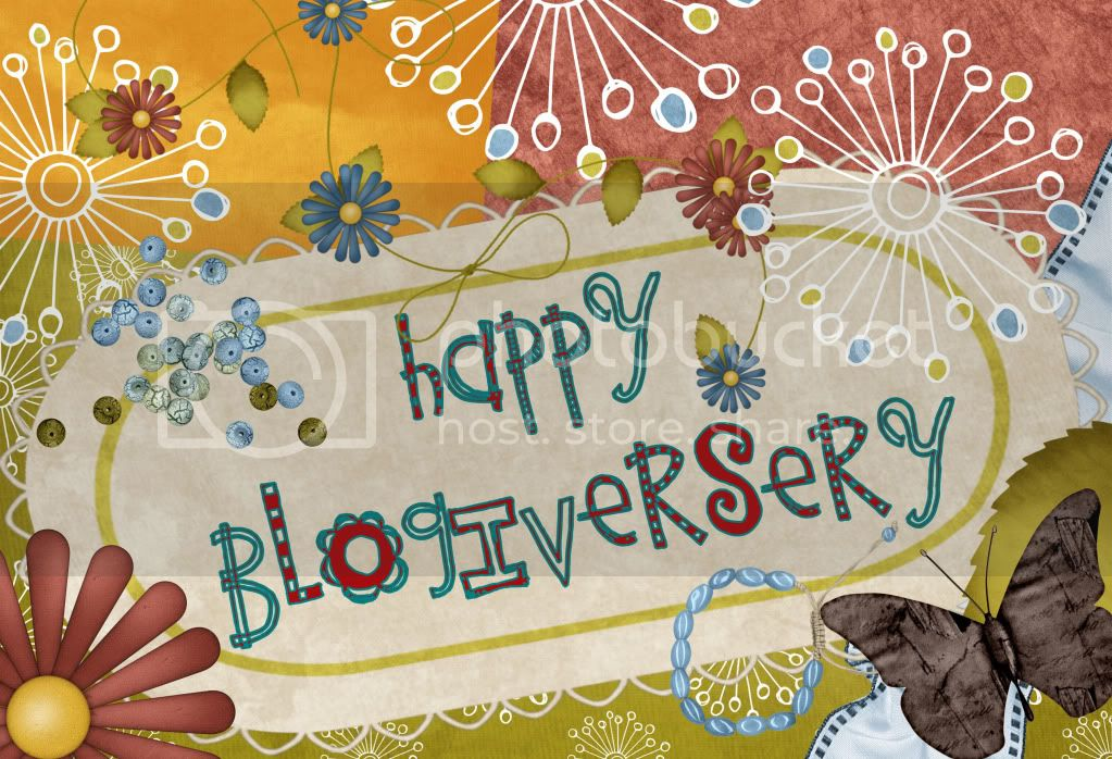Happy Blogiversary Pictures, Images and Photos