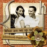 Jack and Mandy - The Blog